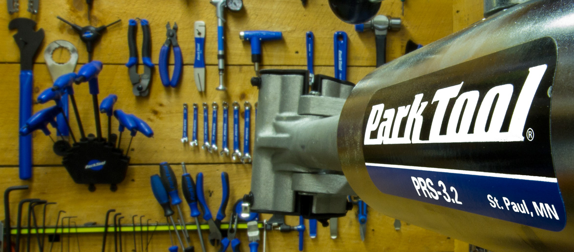 Park Tool Bench