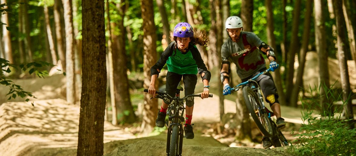 Highland Camps Dirt Jumping