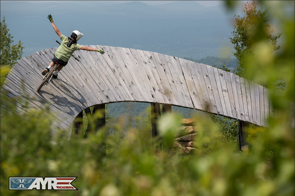Spend the summer at Highland Mountain Bike Park!