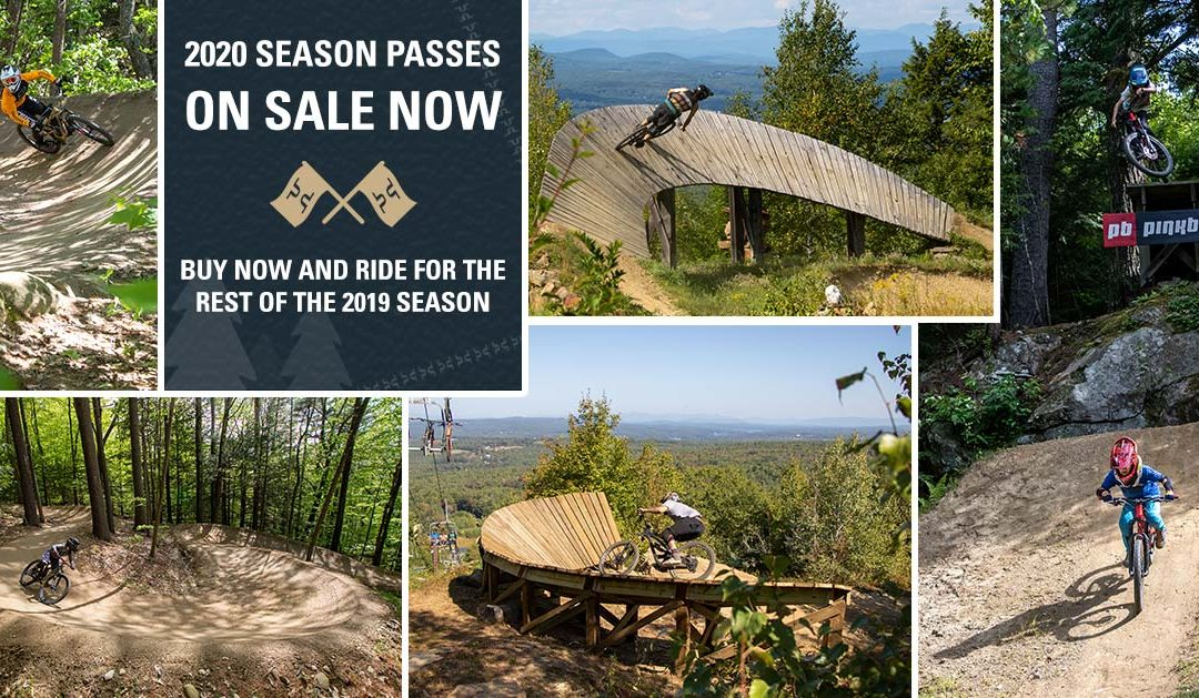 2020 Season Passes On Sale Now!
