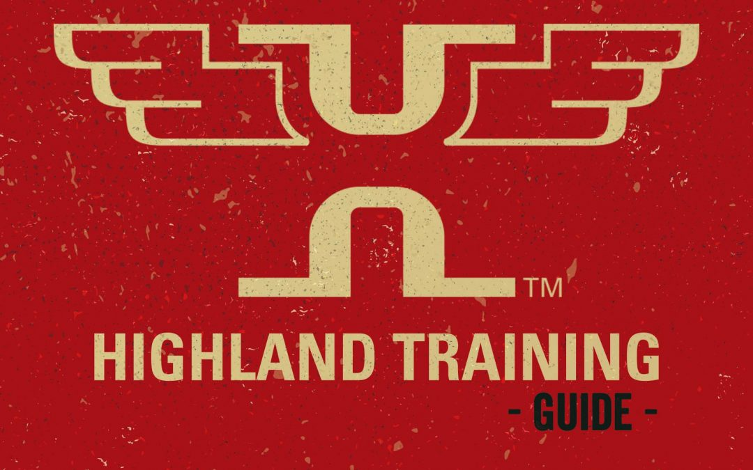 The 2020 Highland Training Guide